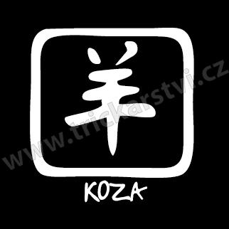 Čínské znamení Koza empty c21ae7f2ee