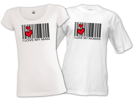 Tričko pro zamilované páry 3 db138ab61e