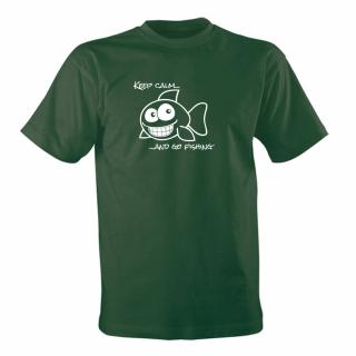 Tričko pro rybáře 2
